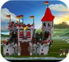 Кадр из игры Лего: Королевство - Осада замка