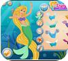 Кадр из игры Роблокс школа принцесс русалок и фей