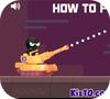 Кадр из игры Танковое сражение