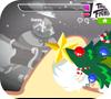 Кадр из игры Битва на пальцах: Рождественское издание