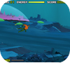 Кадр из игры Аквамен: Защитник Атлантиды