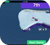 Кадр из игры Снежки ИО