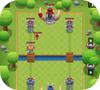 Кадр из игры Столкновение Викингов
