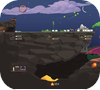 Кадр из игры Грагирусс: Похититель принцесс