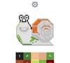 Кадр из игры Пиксель Арт