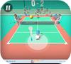 Кадр из игры Мини Теннис 3D