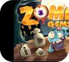 Кадр из игры Драгоценные камни зомби