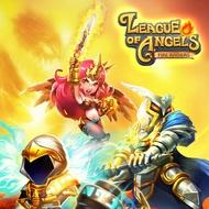 Лига Ангелов - Огненные налётчики